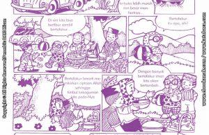 baca buku online komik ibadah centil centil cerdas liburan