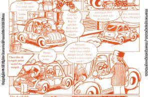 baca buku online komik ibadah centil centil cerdas menyuci mobil asal-asalan