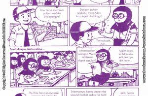 baca buku online komik ibadah centil centil cerdas pulpen ajaib