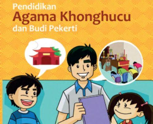 Kelas 5 SD Pendidikan Agama Khonghucu dan Budi Pekerti Guru 2017