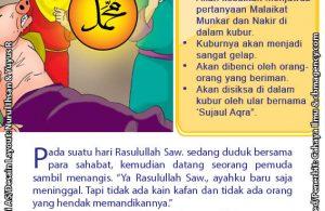 baca buku online 52 kisah Terbaik Nabi Muhammad penuh hikmah teladan44 Dosa Apa yang Membuat Orang Itu Meninggal dengan Wajah Bermuka Babi