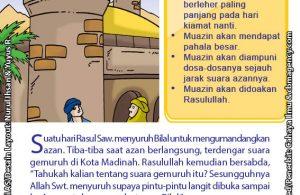 baca buku online 52 kisah Terbaik Nabi Muhammad penuh hikmah teladan45 Amalan Inilah yang Bisa Membuat Pintu-Pintu Langit Dibuka sampai Arsy