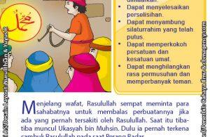 baca buku online 52 kisah Terbaik Nabi Muhammad penuh hikmah teladan52 Kenapa Rasulullah Saw Mengizinkan Ukasyah Mencambuknya