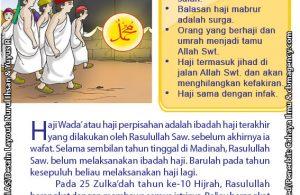 baca buku online 52 kisah Terbaik Nabi Muhammad penuh hikmah teladan53 Apa Nama Unta yang Dinaiki Rasulullah Saat Haji Perpisahan