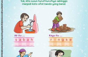 baca buku online brain games fun sains26 Ayo Mengenal Sifat Benda Panas, Dingin, Basah, dan Kering