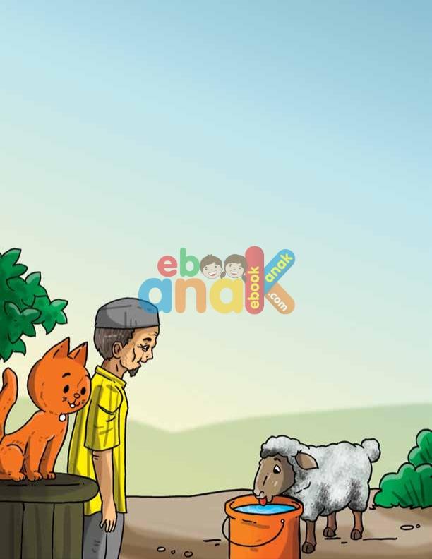 download gambar fiqih islam jilid 01 luxima_011 Sisa Air Minum Binatang yang Boleh Dimakan