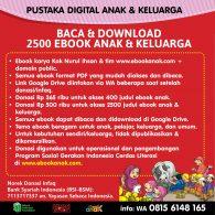 2500 Pustaka Digital Anak dan Keluarga