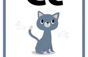 34 Worksheets Pintar Belajar Alfabet Cc Cat