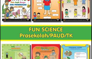 48 lembar worksheet pdf fun science prasekolah paud tk