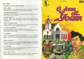 Komik Perjuangan Indonesia Seri Bunga Bangsa: 6 Jam di Yogya
