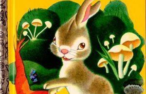 A Little Golden Book The Lively Little Rabbit (1)