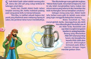 Abdul Qadir Jailani dan Suara Setan dari Angkasa
