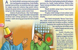 Abu Yazid Puluhan Tahun Tak Pernah Melihat ke Jendela (9)