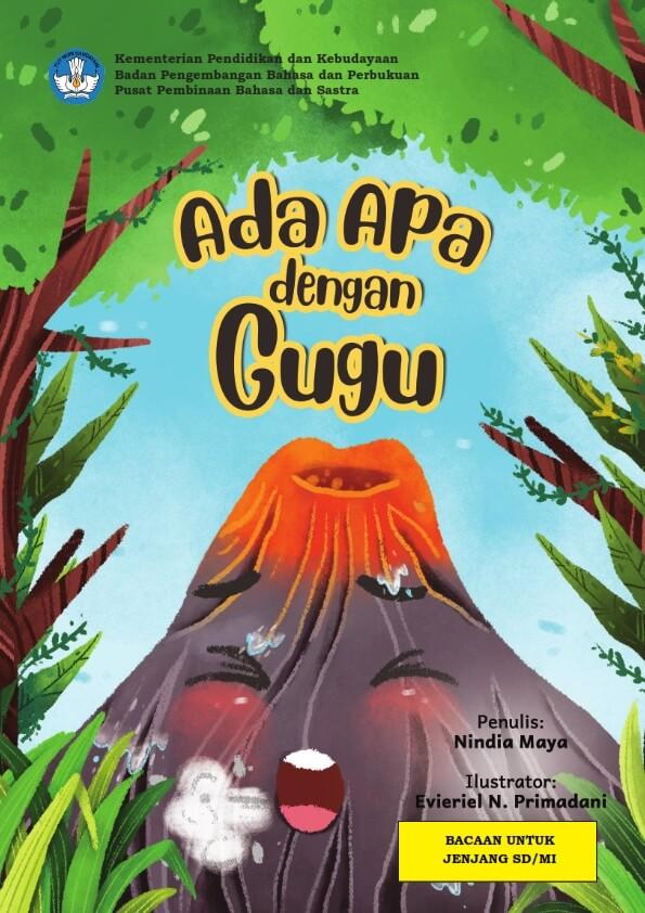 Ebook Bacaan Anak: Ada Apa dengan Gugu