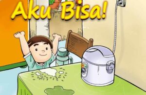 Ebook Bacaan Anak: Aku Bisa!