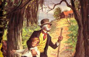 Ebook Album Cerita Ternama: Petualangan Huck Finn (Mark Twain)