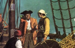 Ebook Album Cerita Ternama Pulau Harta (Robert L. Stevenson)