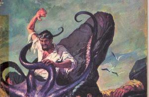 Album Cerita Ternama Pulau Petualangan (Robert L. Stevenson)