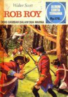 Ebook Album Cerita Ternama Rob Roy (Walter Scott)