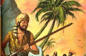 Ebook Album Cerita Ternama Robinson Crusoe (Daniel Defoe)