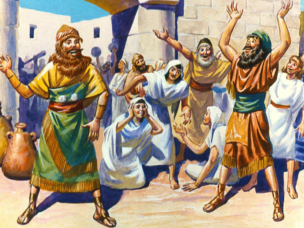 Allah Mengizinkan Nabi Musa dan Pengikutnya Keluar dari Mesir