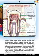 Anatomi Gigi Manusia (7)