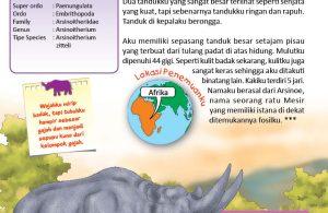 Arsinoitherium, Badak Purba Sebesar Gajah