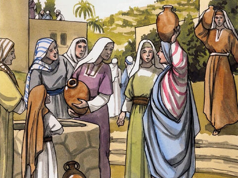 Asy-ya dan Maryam, Kedua Putri Nabi Imran