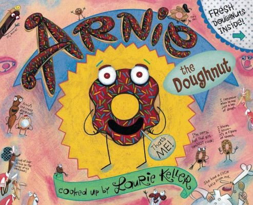 Audio Book Arnie the Doughnut