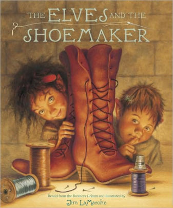 Audio Book The Elves and the Shoemaker