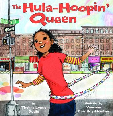 Audio Book The Hula-Hoopin' Queen