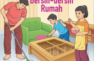 Ayo Bersih-Bersih Rumah