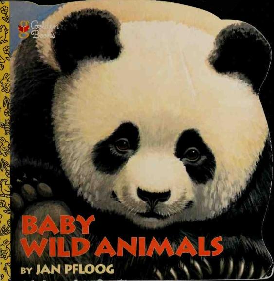 Baby wild animals by Jan Pfloog