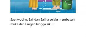 Baca Online Buku Anak Senangnya Bisa Wudhu Sendiri_009