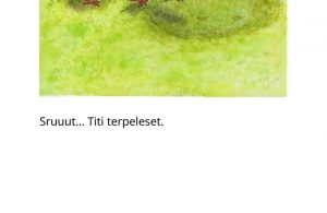 Titi Terpeleset