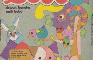Download Majalah Bobo Edisi 11 Agustus 1984