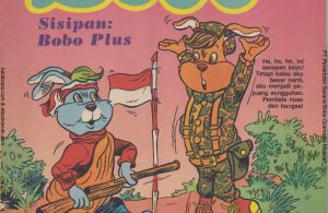 Baca Online Majalah Bobo Edisi 6 Oktober 1984_001 cover
