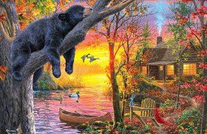 Beruang Pengantuk