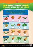 Brain Games Fun Sains Mengenal Kelompok Hewan Serangga, Reptilia, Ikan, dan Burung