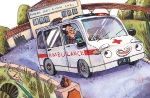 Bubu, Si Ambulans
