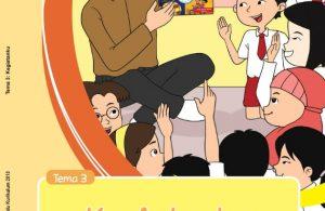 Buku Guru - Tematik Terpadu SDMI Kelas I Tema 3; Kegiatanku