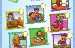 Buku Pintar Aktivitas Anak Shaleh, Akhlak (8)