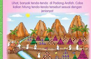 Buku Pintar Aktivitas Anak Shaleh, Cara Melakukan Wukuf (62)