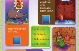 Buku Pintar Aktivitas Anak Shaleh, Mengenal 25 Nabi dan Rasul (50)