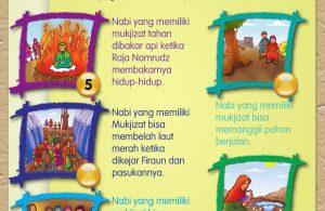 Buku Pintar Aktivitas Anak Shaleh, Mengenal 25 Nabi dan Rasul (51)