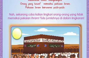Buku Pintar Aktivitas Anak Shaleh, Mengenal Ka'bah (58)