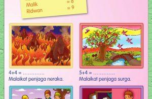 Buku Pintar Aktivitas Anak Shaleh, Mengenal Malaikat (48)