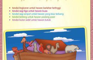 Buku Pintar Aktivitas Anak Shaleh, Perahu Nabi Nuh (53)