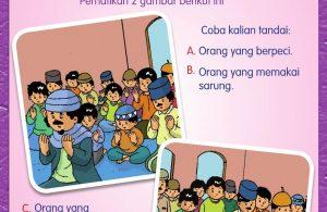 Buku Pintar Aktivitas Anak Shaleh, Pintar Shalat Jumat (28)