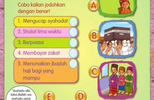 Buku Pintar Aktivitas Anak Shaleh, Rukun Islam (3)